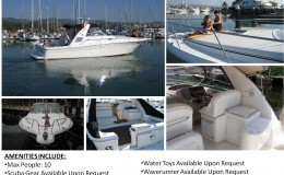 38′ Sea Ray Cruiser