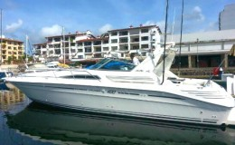 Peurto Vallarta Yacht 40′ Sea Ray