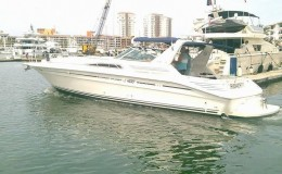 Peurto Vallarta Yacht 40′ Sea Ray3