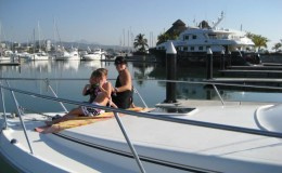 Puerto Vallarta Yacht Fishing 38′ Sea Ray5