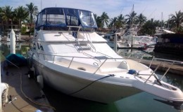 Puerto Vallarty Yacht 46′ Sea Ray3