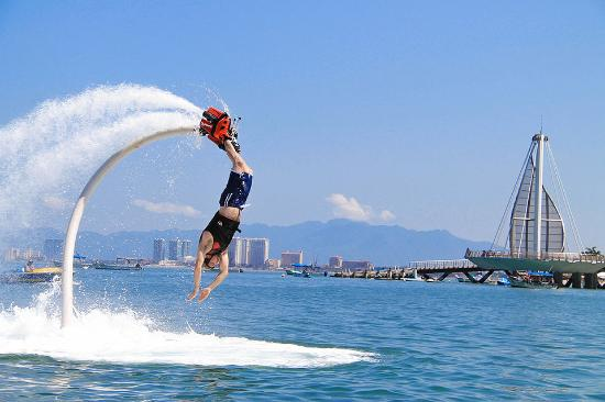 Best Place to Try SUP Adventures - Puerto Vallarta Yachts